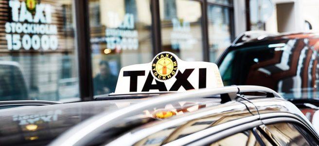 Prisvärd taxi i Helsingborg