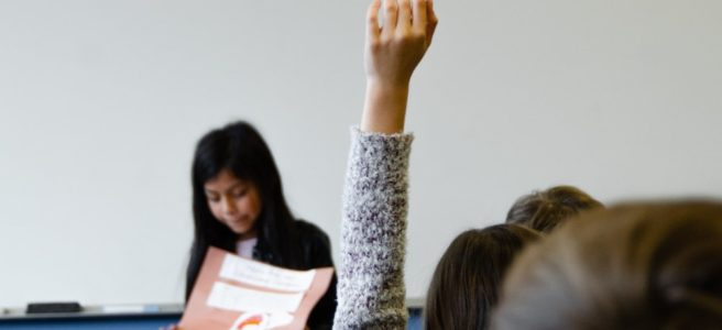 Kan du utvecklas på en kristen skola i Flen?